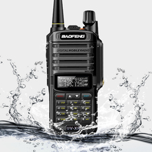 Baofeng UV XR 10W Potente Walkie Talkie CB radio portatile Tenuto In Mano 10KM Lungo Raggio Radio Bidirezionale uv 9r uv9r più