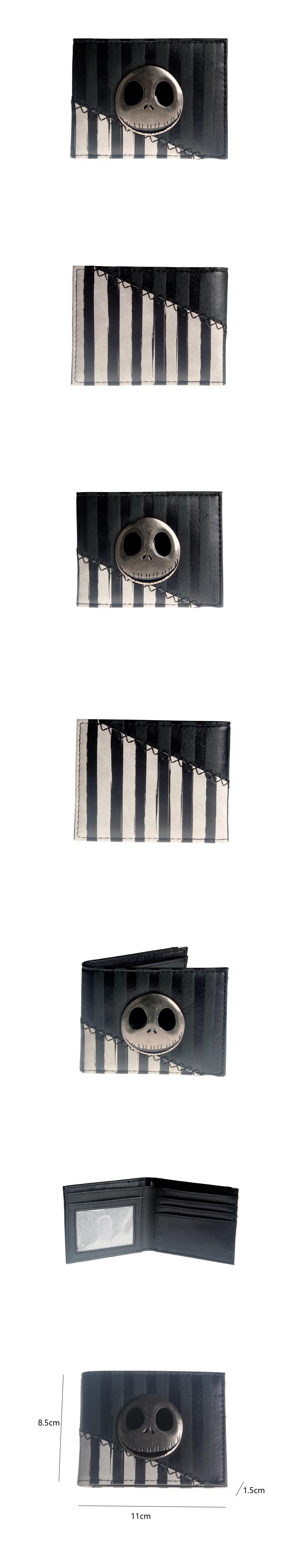 He079e064448d41d687525814c224fc8db Carteira Jack skellington moda de alta qualidade carteira masculina designer nova bolsa dft3194