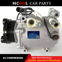 For Car MITSUBISHI AC Compressor For MITSUBISHI GALANT Mk VI 2.5L 1996 2004 V6 MN185575 MR500266 AKC200A205C 700510623 810304004