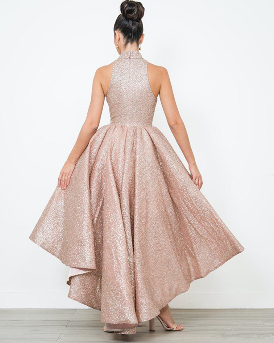 arabic-rose-gold-evening-party-gowns-full-sequined-high-neck-plus-size-high-low-african-girls-formal-pageant-prom-dresses (3)