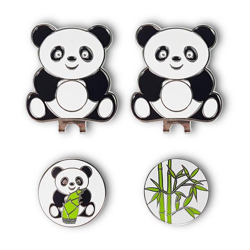 GOLF Mark Mark Magnetic Padded Golf Putting Green Ballmarker Remember Cute Japanese-Style Bear