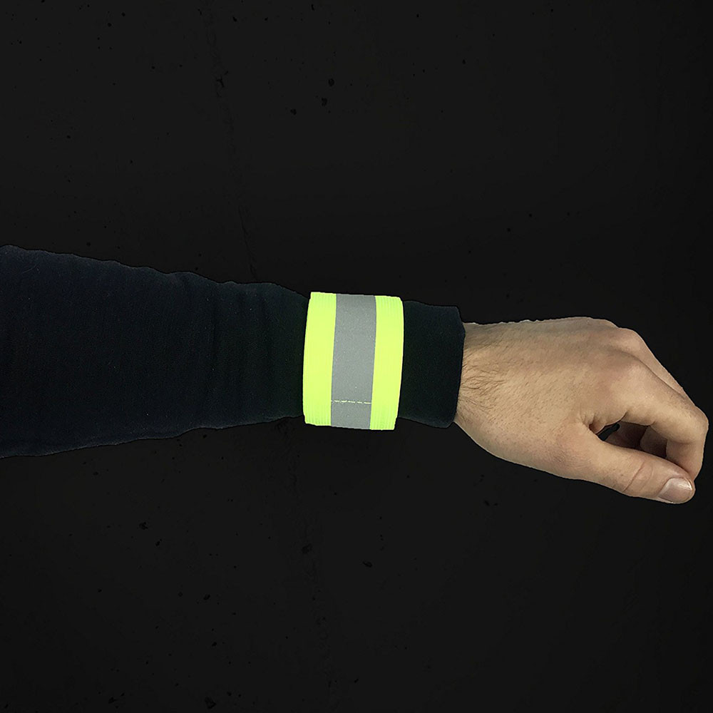 Reflective Armband Belt Strap For Outdoor Sports Night Running Cycling Arm Band