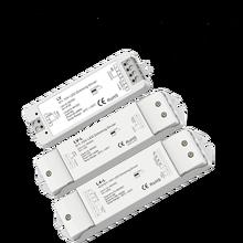 0-10V DC12-36V Led Dimmer Constante Spanning Controller Pwm 1 4 Kanaals Dimbare Driver Push Dim Schakelaar