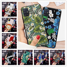 3D Emboss Flower Case For Oukitel C17 Pro Cover 3D Relief Case For Oukitel C12 Pro K7 Pro Case Fashion Coque For Oukitel C17 Pro сотовый телефон oukitel c12 plus gold