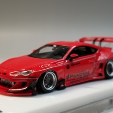 FM64001-RB86-35A ZN6 Rocket Bunny Pandem Fuelme Model-Car-Collection-Limited 1/64-Toyota