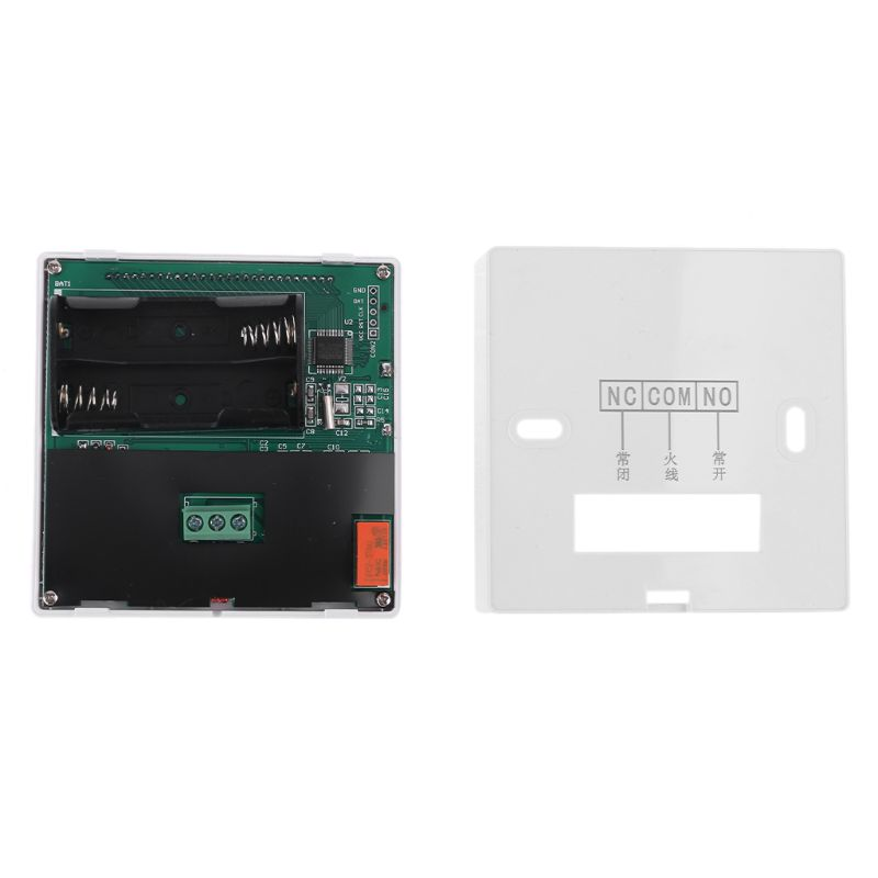 Digital Gas Boiler Thermostat 3A Weekly Programmable Room Temperature Controller 37MD