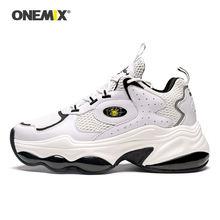Onemix 2020 Новое поступление женские кроссовки для бега увеличивающие