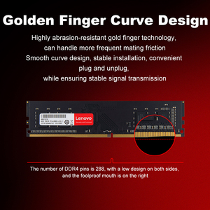Image 4 - ذاكرة لينوفو رام ddr4 8gb 16gb سطح المكتب 2666MHz نوع الواجهة 288pin 1.2V ميموريا رامز ddr 4 للكمبيوتر