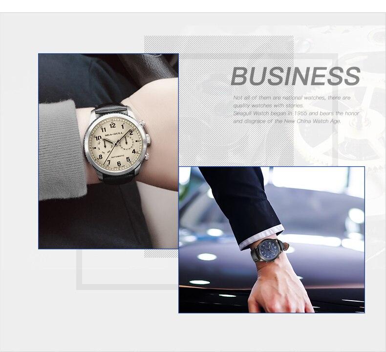 de alta qualidade relógios automáticos para os