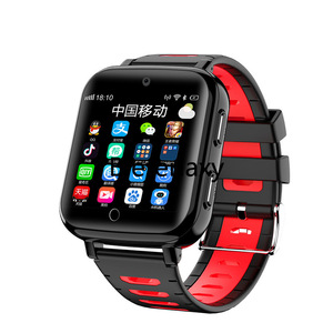 Image 4 - 4G Childrens smart watch  Android 6.1 phone kids Elder Heart Rate SmartWatch Voice Recorder Monitor with Sim Card wifi watches