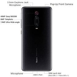 Wersja globalna Xiao mi czerwony mi K20 Pro mi 9T Pro telefon z Snapdragon 855 octa-core 48MP + 20MP 4000mAh 6.39 Cal pełny ekran 3
