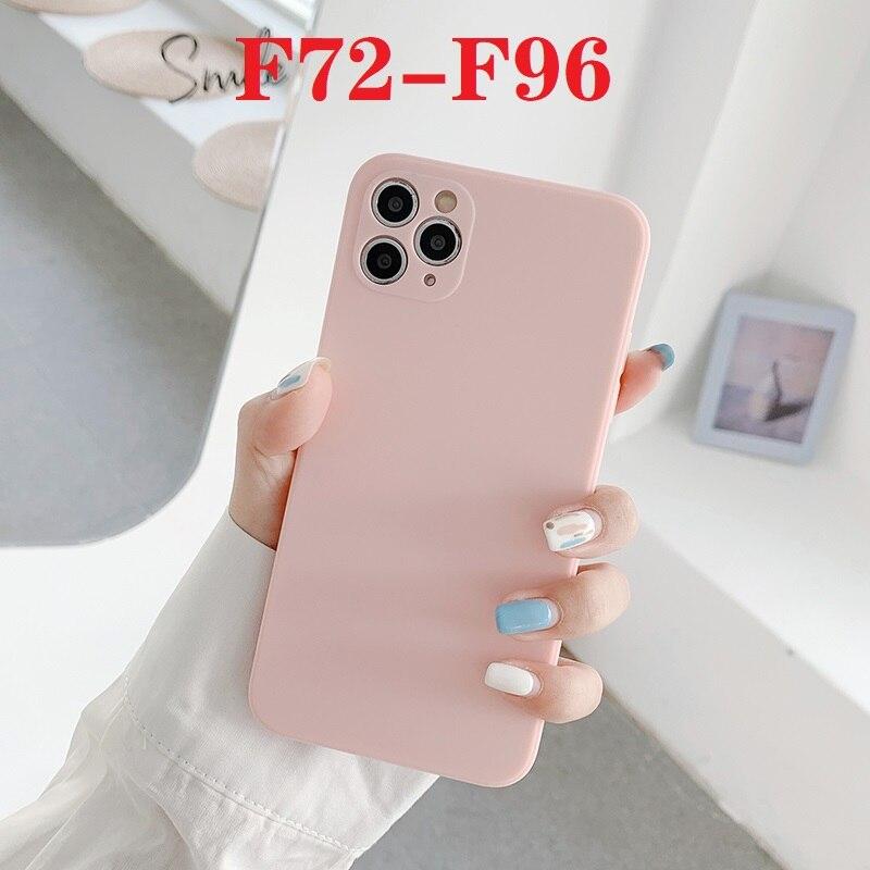 Case F72-F96 case estojo para iphone 6 7 8 plus x xs xr 12 mini 11 por max