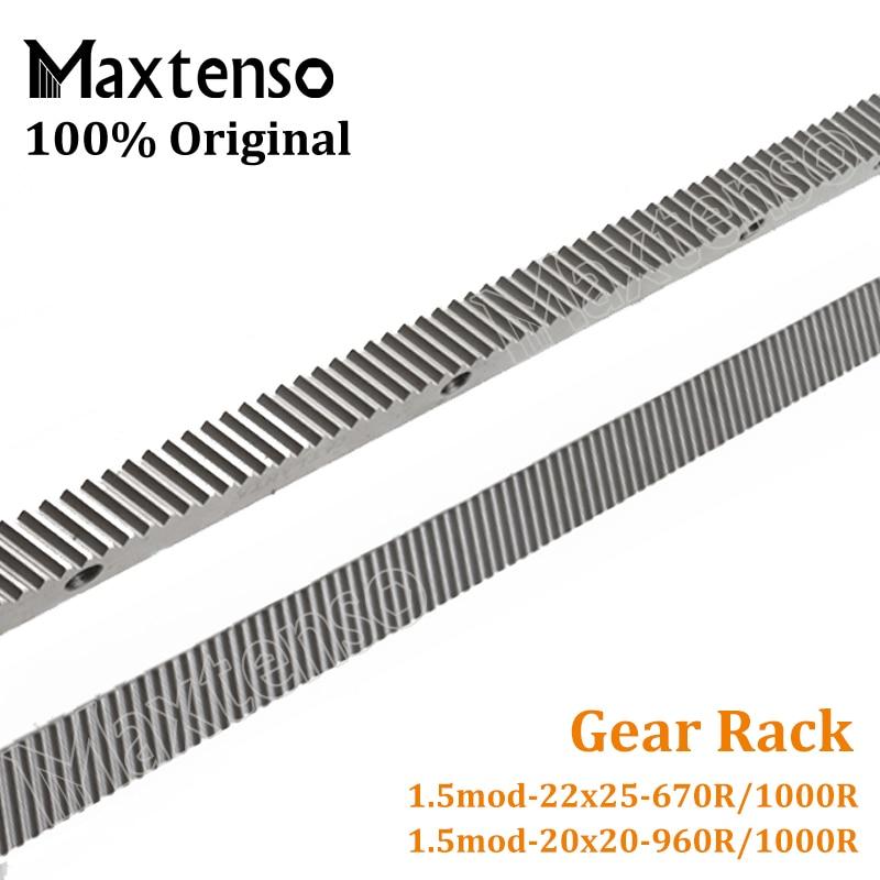 CNC Engraving Machine Part Gear Shaft Transmission 96mm Long Left Helical Gear