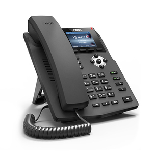 Image 5 - X3SP IP Telephone Fanvil  Brand Wireless SIP Phone Support Two VoIP LCD Screen For Accounts Home Business Office IP Telephone