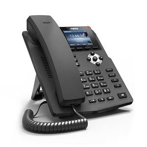 Image 5 - X3SP IP telefon Fanvil marka kablosuz SIP telefon desteği iki VoIP LCD ekran hesap ev iş ofis IP telefon