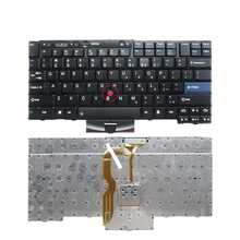 Новая английская клавиатура для lenovo tinkpad t410 t420 x220