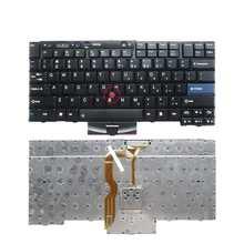 New EUA Inglês teclado para Lenovo Tinkpad T410 T420 X220 T510 T510i T520 T520i W510 W520 T400S T410i T420i X220i T410s T420s