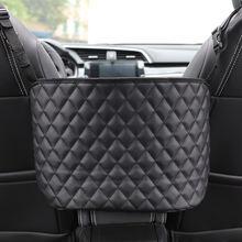 Сетка для хранения на автомобильное сиденье карманный органайзер