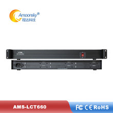 Sending-Card Led AMS-LCT660 Ts802d Msd300 Hvt11in 6pieces Sender-Box Led-Support-Install