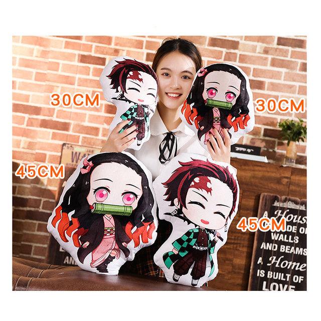 Demon Slayer Kimetsu no Yaiba Plushie Pillow