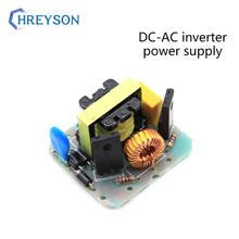 1 pces 40w DC-AC inversor fonte de alimentação 12v litros 220v step-up transformador impulsionador módulo inversor placa do módulo de potência