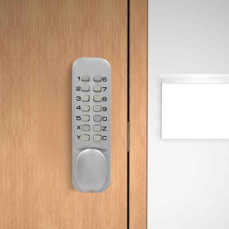 Smart Home, Casa Intelligente Serratura Della Porta Digitale, Impermeabile Intelligente Keyless Password di Sicurezza Spille Codice Serratura Elettronica Serratura Catenaccio Ferramenteria e attrezzi
