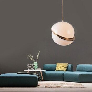 post-modern minimalist living room dining room pendant lamp bar creative personality light pendant lights pf102811