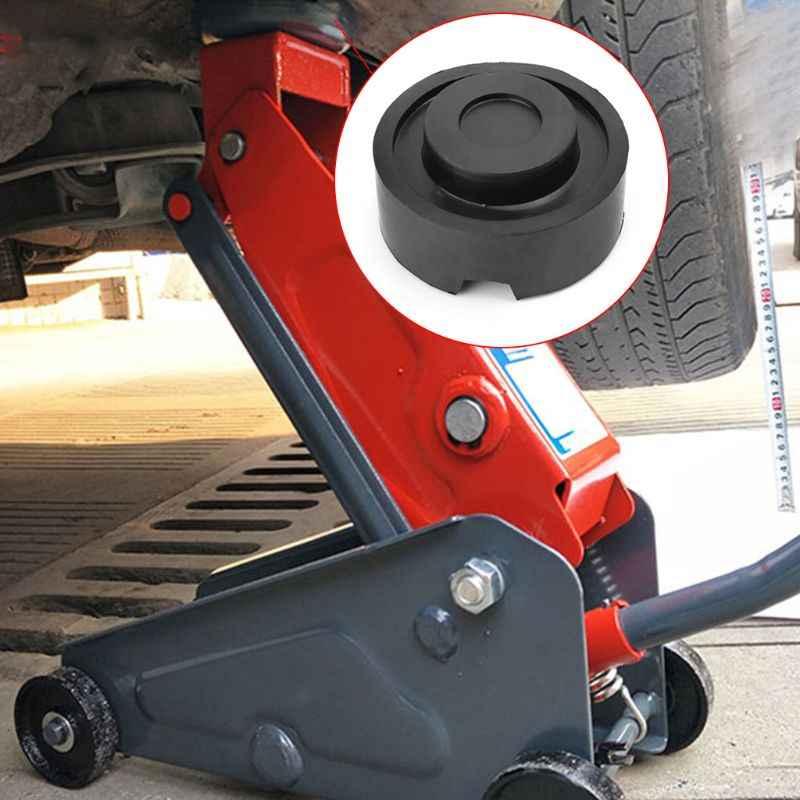 Type Duurzaam Ton Zwarte Pad Ton Verbeterde Jack 2 Regelmatige Auto Blok 4 Ondersteuning Type Frame Rail Adapter Voor Pinch weld Side Pad