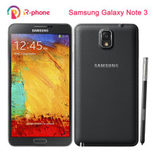 Original Samsung Galaxy Note 3 N900 N9005 Entsperrt Handy Quad Core 3 GB RAM 5,7 '13MP GPS Renoviert Andriod telefon