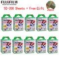 Фотобумага Fujifilm instax mini 9  10-200 листов  пленка с белым краем  ширина 3 дюйма  для мгновенной камеры mini 8  7 s  25  50 s  90