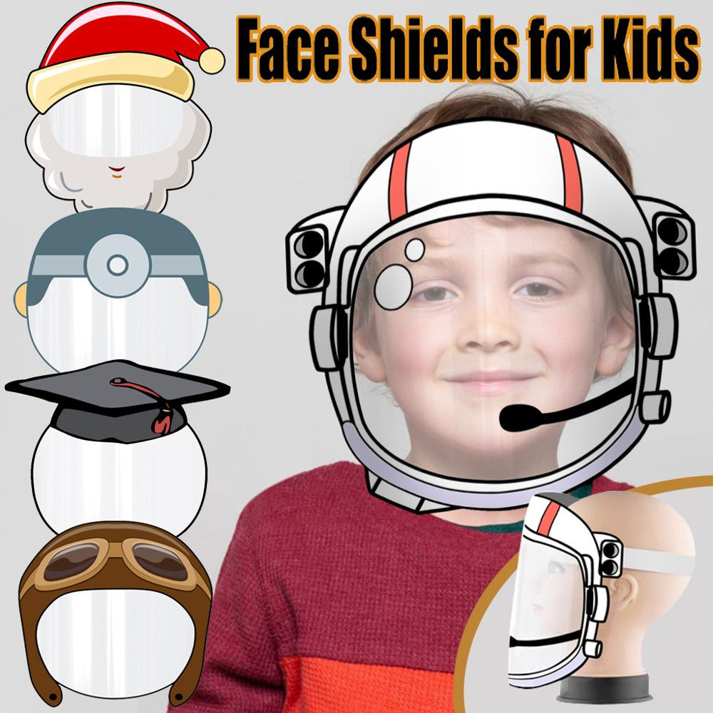 Fast Delivery Face Mask Mascarilla 2020 Face Shields For Kids Teens Cute Reusable Comfortable Easy To Clean Máscara Scarf 2020(China)