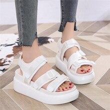 COOTELILI 2020 New Sandals Women Platform Shoes Summer Women