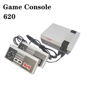 Built-In 620 Games Mini TV Game Console 8 Bit Retro Classic Handheld Gaming Player AV HDMI Output Video Game Console Toy