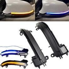 Indicateur Clignotant Miroir Indicateur Dynamique Aile Côté CLIGNOTANT LED Pour BMW 1 2 3 4 série F32 F33 F36 F87 GT X1 E84
