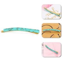 Hair-Clip Wholesale Girls Fashion Women Acetate Custom-Color Cheap Simple