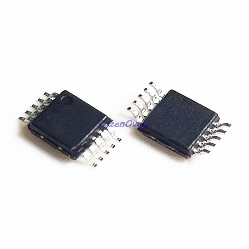 3pcs/lot MCP4728-E/UN MCP4728 4728 MSOP-10 Best Quality In Stock