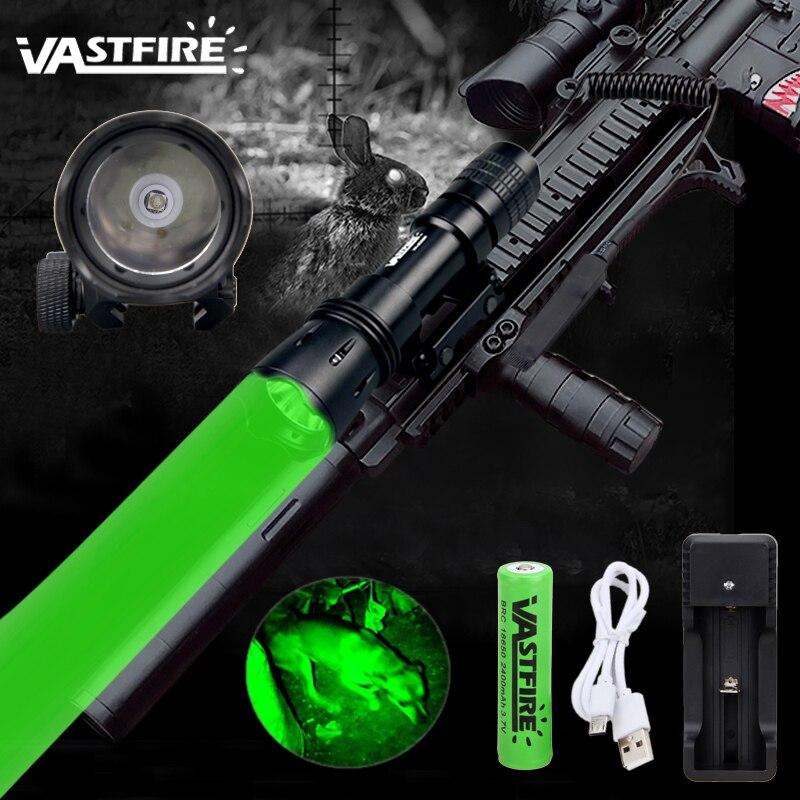 VA-5006 caça arma luz 1200lm tático airsoft