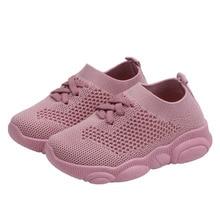 Kids Shoes First Walker Anti-slip Soft Bottom Baby Sneaker Casual Flat Sports