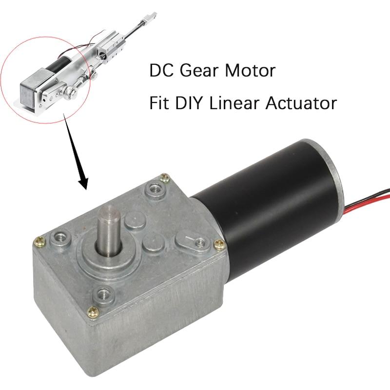 3V 3RPM Torque Gear Box Motor New
