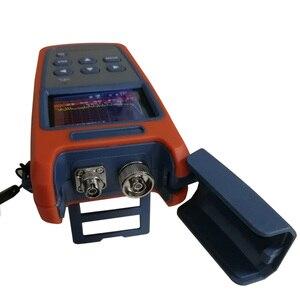 Image 2 - JW3305A OTDR 60KM fibre optique Ranger optique réflectomètre de domaine temporel Mini OTDR testeur 1550nm