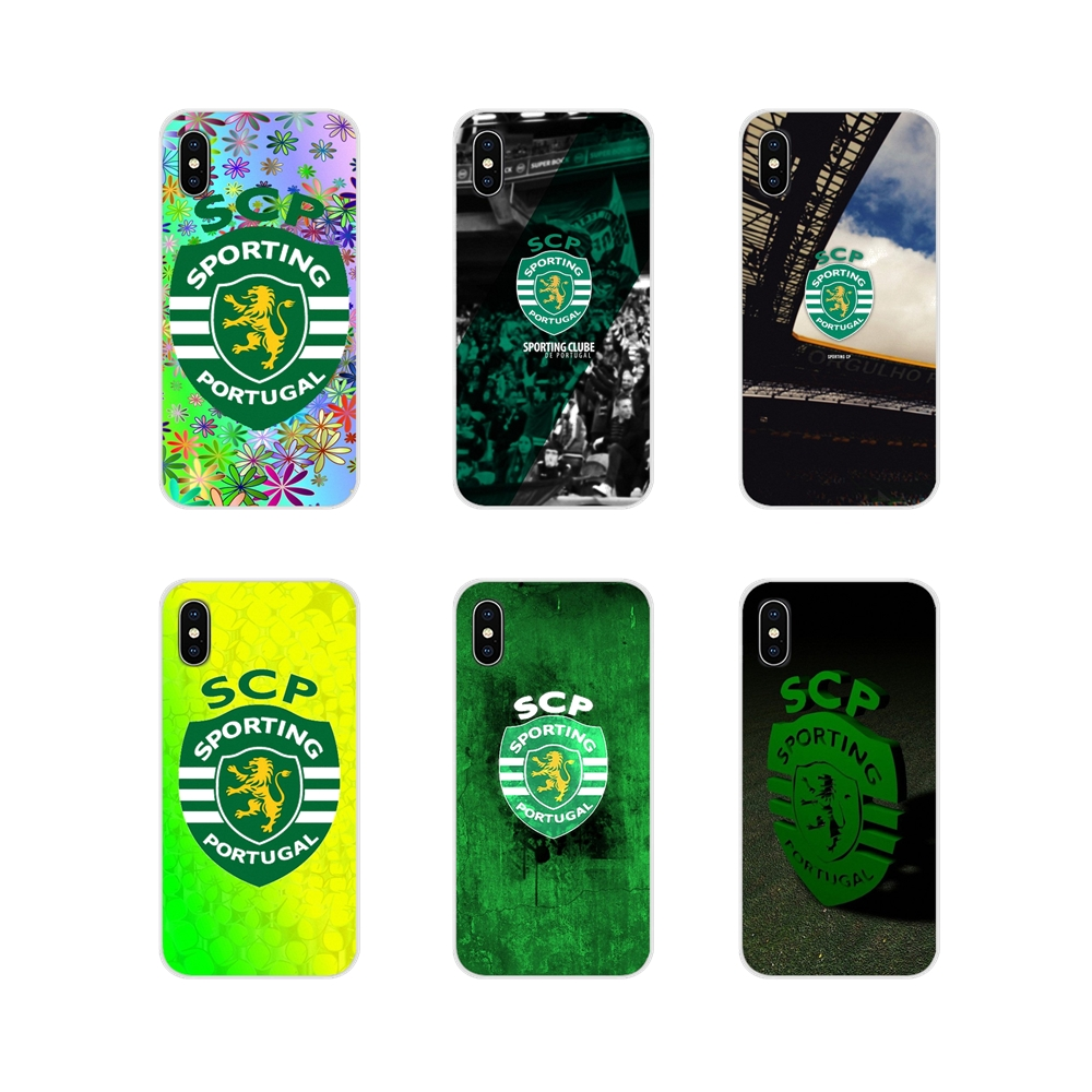 For Huawei Nova 2 3 2i 3i Y6 Y7 Y9 Prime Pro <font><b>GR3</b></font> GR5 <font><b>2017</b></font> 2018 2019 Y5II Y6II Accessories Phone Shell Covers Sporting Portugal image