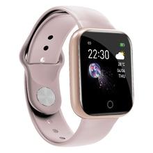 Умные часы I5/B57/X100, умные часы для мужчин и женщин, умный Браслет, монитор сердечного ритма, фитнес-трекер, умные часы, браслет, Прямая поставка