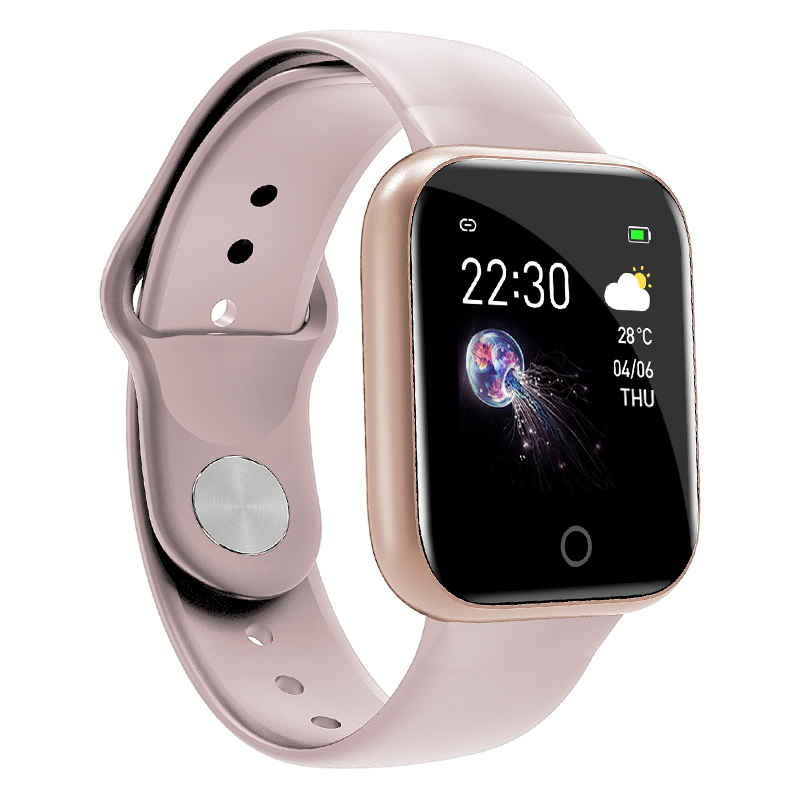 <font><b>SmartWatch</b></font> I5/B57/<font><b>X100</b></font> Smart Watches Men Women Smart Band Heart Rate Monitor Fitness Tracker Smart watch Bracelet Drop shipping image