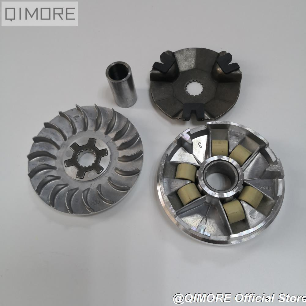 Variator Pulley Assembly 49 49cc 50 50cc SCOOTER MOPED 4-STROKE NEW CHINESE