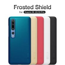 용 샤오미 For Xiaomi Mi 10 케이스 커버 NILLKIN 고품질 장착 케이스 샤오미 For Xiaomi Mi 10 Pro 프로