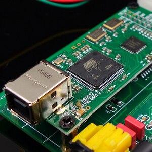 Image 4 - SU9 2 * AKM4493EQ DSD Bluetooth 5.0 QC3003 USB קואקסיאלי סיבי משולב מפענח DAC