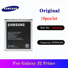 10pcs/lot Original Battery For Samsung Galaxy J2 Prime SM-G532F/DS SM-J3110 J3109 J500FN SM-J5009 G530FZ SM-G5308W EB-BG530BBE for samsung galaxy j2 prime case silicone ultra thin cover aninal for case samsung j2 prime j2prime g532f sm g532f phone cases