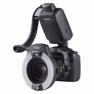 Flash-Light Ring Speedlite Led Macro 700D Mark-Ii Yongnuoyn YN-14EX 650D Canon 5d TTL
