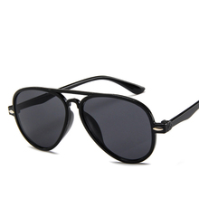 Boys Sunglasses Gafas Oculos-De-Sol Aviation-Style Children Fashion Brand Design Kids