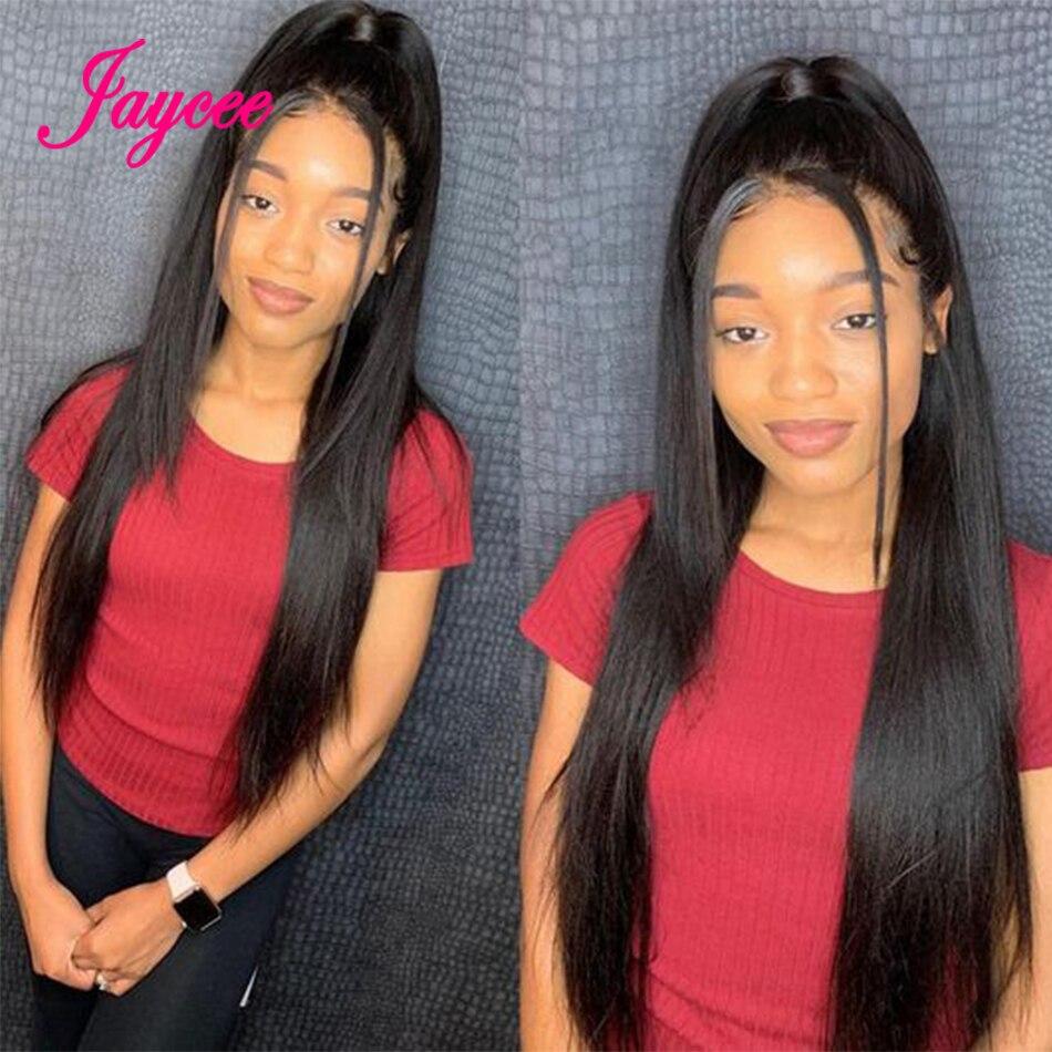 Jaycee Brazilian Straight Hair 4 Bundles Human Hair Bundle Deal Tissage Cheveux Humain Brazillian Hair Extensions Remy Haar